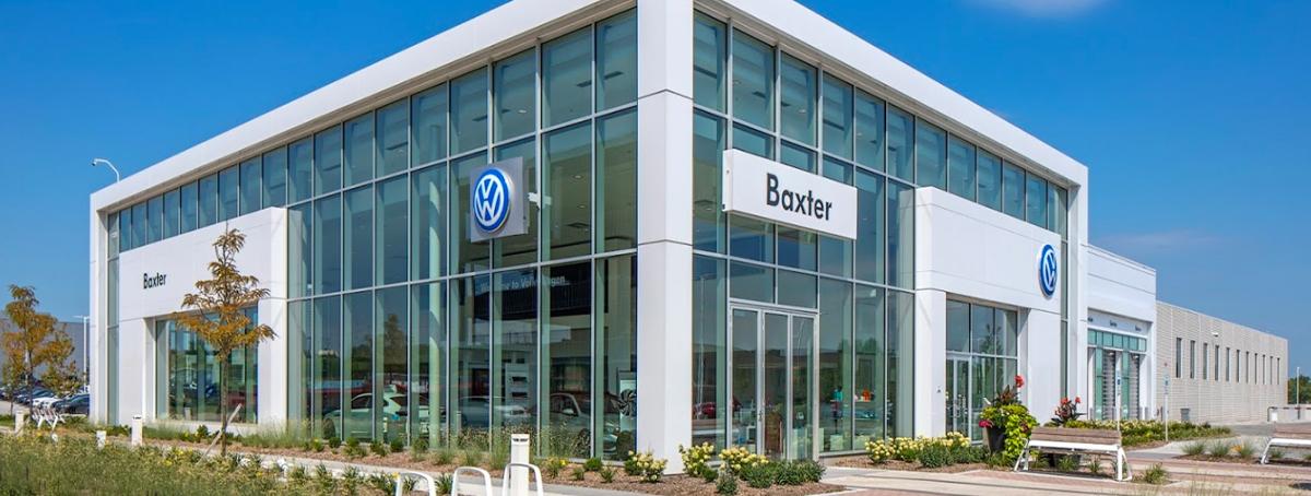 Baxter Volkswagen Westroads
