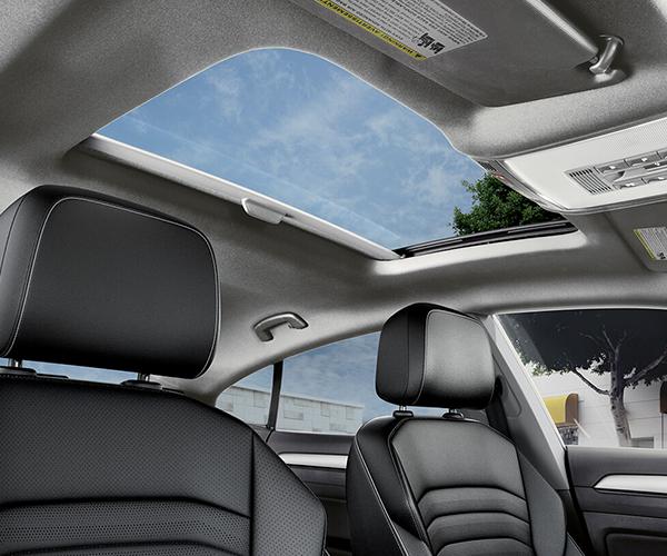 Compare the 2019 VW Arteon Interior