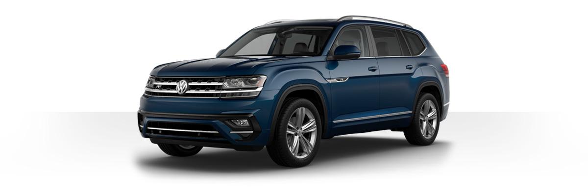2019 VW Atlas Exterior